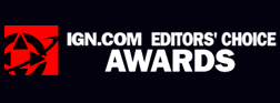IGN.com Editors' Choice Award